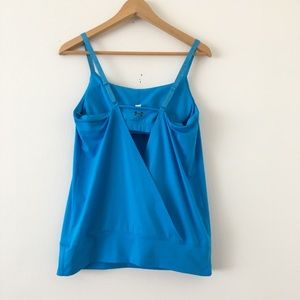 Under Armour Tank Top Open Cross Back Stretch